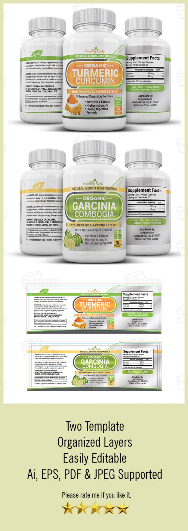 Garcinia Supplement